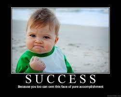 Developing a success mindset