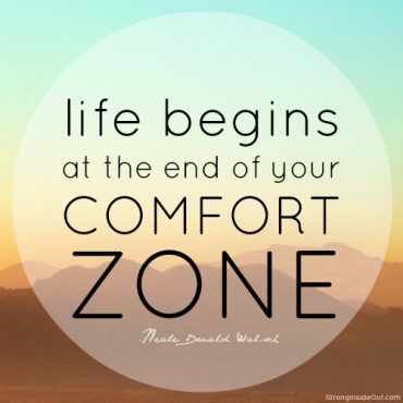 Athena Coaching, Linda Murray, comfort zone, success, entrepreneur