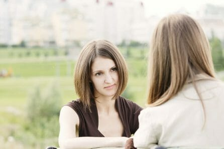 conversation, listening