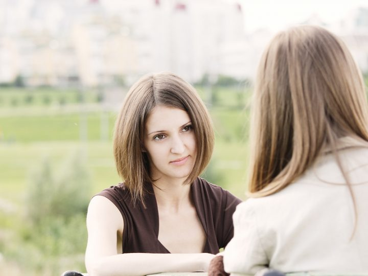 Why the conversation can be more important than the solution