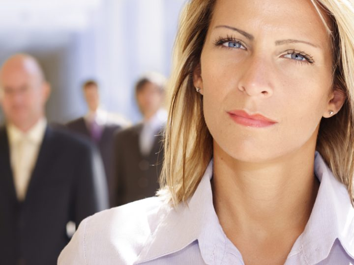 What is Holding Female Leaders Back?