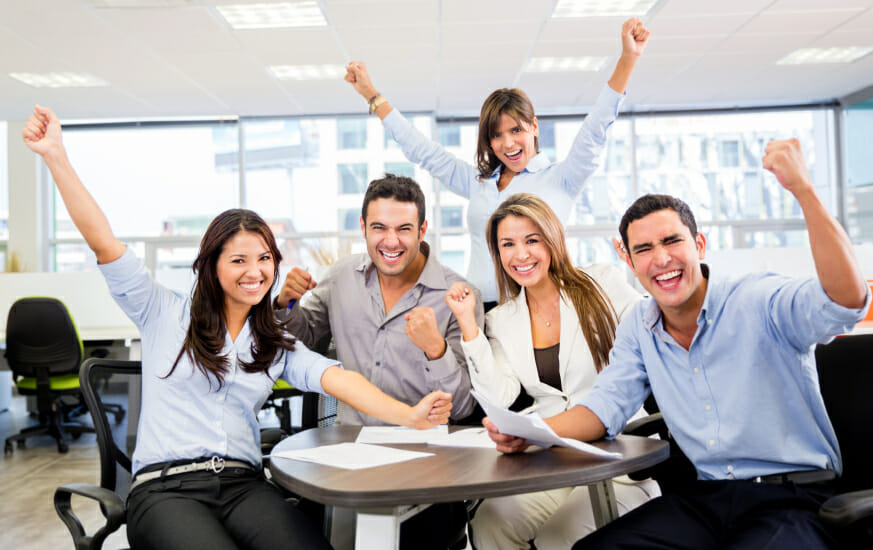 Image result for people working fun