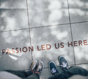 How do you get paid to do something you are truly passionate about?