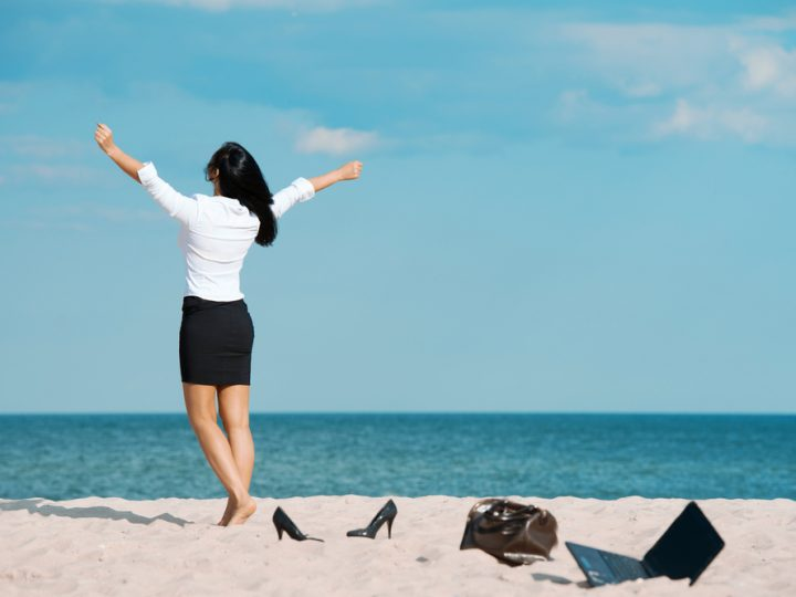 Breaking habits that stop you from work life balance