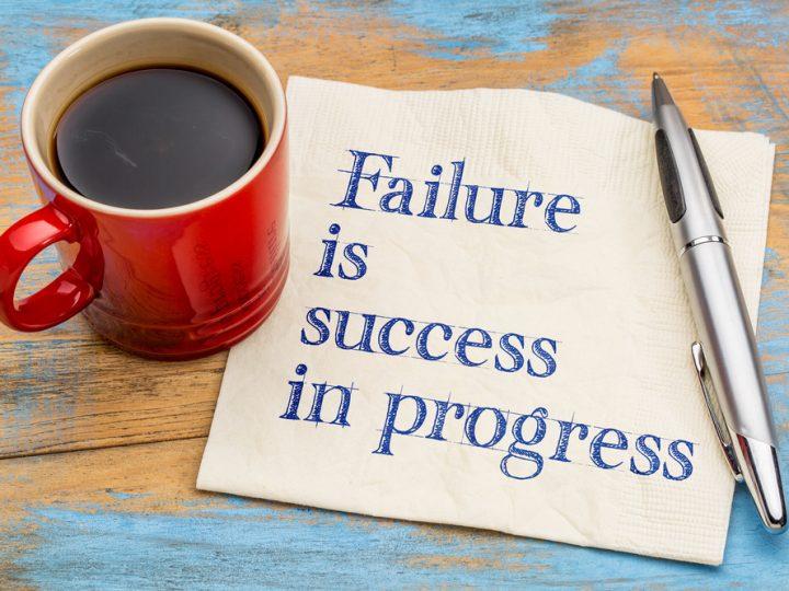 How Failure Teaches You Resilience