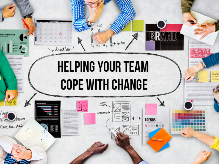 Helping your team cope with change
