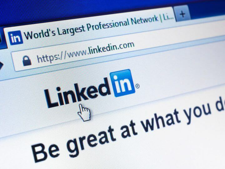 Building your network with LinkedIn