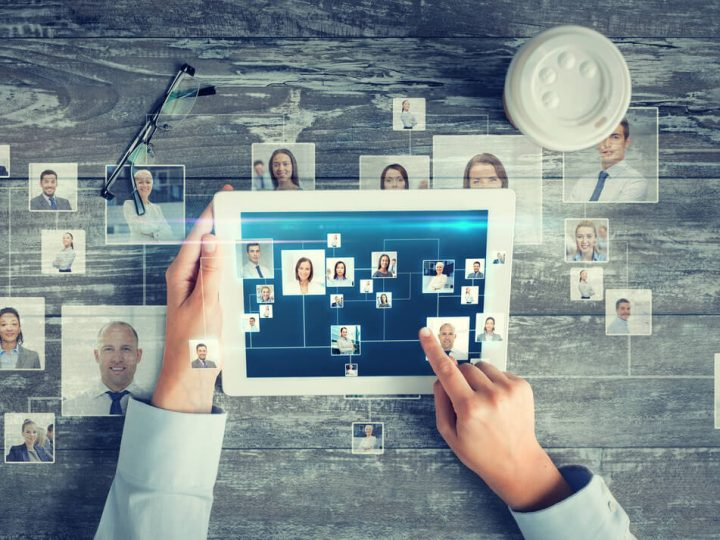 Building your strategic network