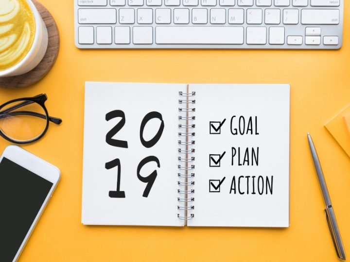 What are you going to achieve in 2019?